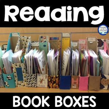 Reading Book Box - Family Homework