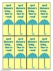 Reading Bookmarks Themed For A Whole Year