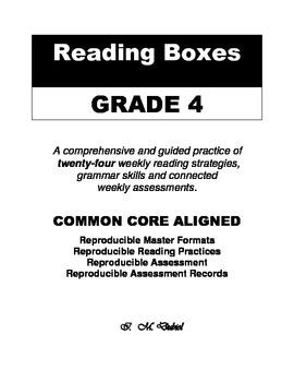 Reading Boxes - Grade 4