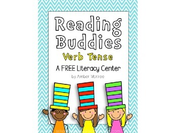 Reading Buddies {A Free Literacy Center}