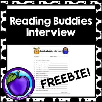 Reading Buddies Interview