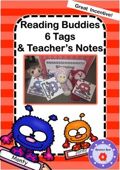 Reading Buddies - Tags and Notes for Setting up