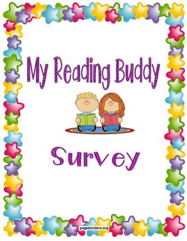 Reading Buddy Survey