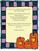 Reading Centers and Classroom Activities With Pumpkins