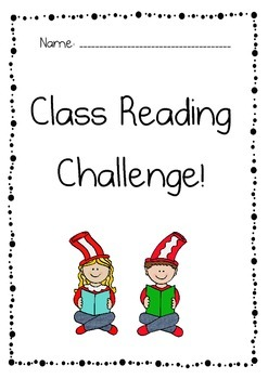 Reading Challenge - Independent Reading
