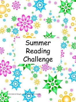 Reading Challenge for Summer
