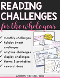 Reading Challenges for the Whole Year