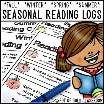 Reading Challenges through the Seasons