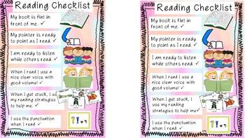 Reading Checklist