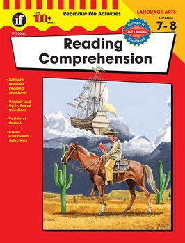 Reading Comprehension 20% OFF! 0742417697