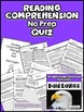 Reading Comprehension Passages Bald Eagles