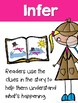 Reading Comprehension Anchor Charts & Rubrics