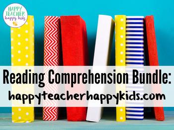 Reading Comprehension Bundle: Readers Workshop, Reading Re