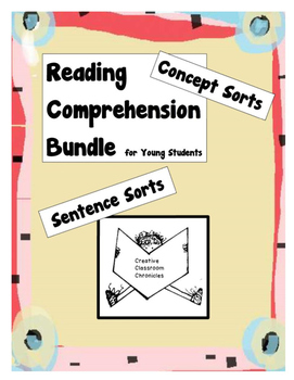 Reading Comprehension Bundle for Young Students