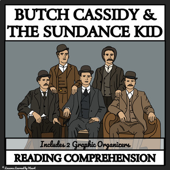 Reading Comprehension - Butch Cassidy and the Sundance Kid