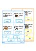 Autism Reading Comprehension BUNDLE Special Education, Spe