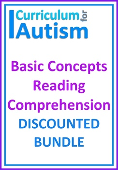 Autism Reading Comprehension Skills Special Education File