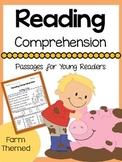 Reading Comprehension Passages: Farm Theme