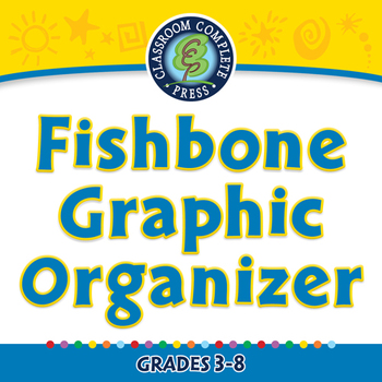 Reading Comprehension: Fishbone Graphic Organizer - NOTEBO