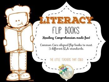 Reading Comprehension Flip Books
