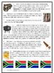 Reading Comprehension - Food theme