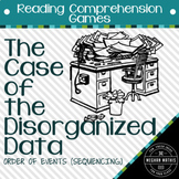 Reading Comprehension Games (Sequence): The Case of the Di