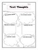 Reading Comprehension Graphic Organizer Bundle