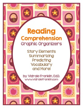 Reading Comprehension Graphic Organizers **Sample**