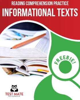 Reading Comprehension: Informational Texts (Common Core Wo