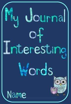 Reading Comprehension: Interesting Words