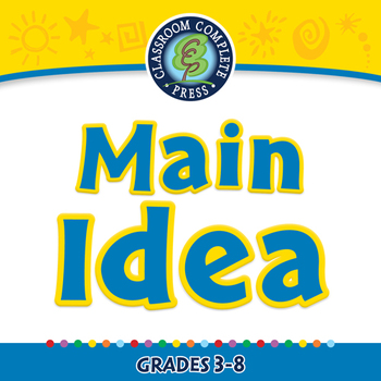 Reading Comprehension: Main Idea - MAC Gr. 3-8