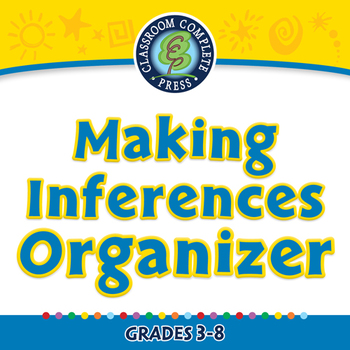 Reading Comprehension: Making Inferences Organizer - MAC Gr. 3-8