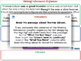Reading Comprehension: Making Inferences Organizer - NOTEB