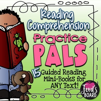 Guided Reading Strategies Booklets - 15 Lessons in All!