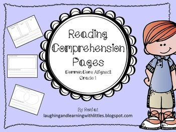 Reading Comprehension Pages