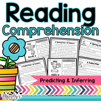 Reading Comprehension:Predicting and Inferring