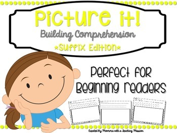 Reading Comprehension Printables Suffix -ed, -ing, -s Edition