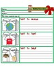 Comprehension Reading Response Sheets--Use with any Holiday Book