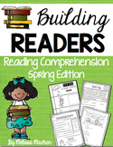 Reading Comprehension Passages and Interactive Activities