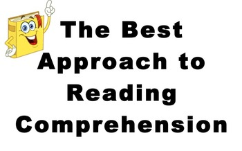 Reading Comprehension Step Posters