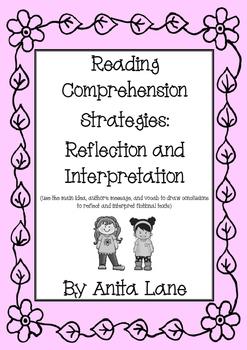 Reading Comprehension Strategies: Reflection and Interpretation