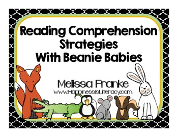 Reading Comprehension Strategies with Beanie Babies