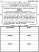 Reading Comprehension Strategy  ~ Story Elements