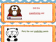 Reading Comprehension Strategy Posters EDITABLE