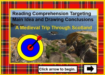 Reading Comprehension Targeting Main Idea & Drawing Conclu