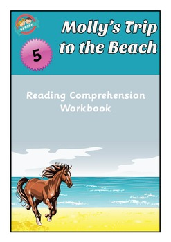 Reading Comprehension Workbook  Molly's Trip to the Beach