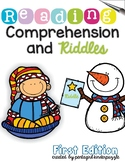 Reading Comprehension and Riddles First Edition