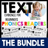 Reading Comprehension and Text Evidence for Beginners Grow