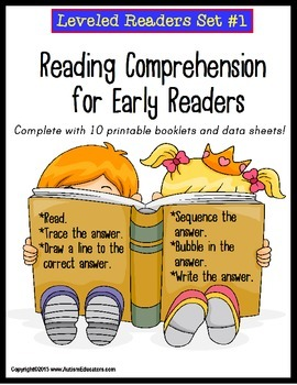Reading Comprehension for Special Education/ Autism: Level