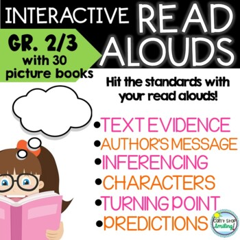 Interactive Read Alouds Making Inferences